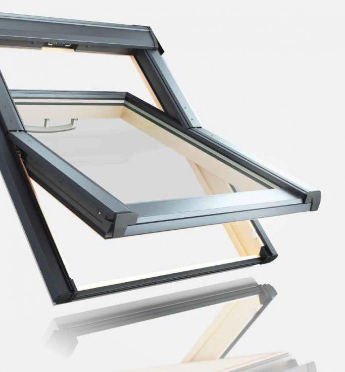 okno dachowe roto q4 drewniane standard q 4 h2sal s1. Black Bedroom Furniture Sets. Home Design Ideas